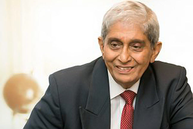 Professor W.D. Lakshman - Governor of Central Bank