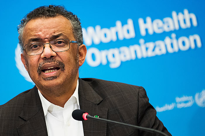 Tedros Adhanom Ghebreyesus - WHO Chief