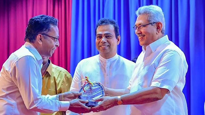 President Gotabaya Rajapaksa gave permanent appointments for Samurdhi officers
