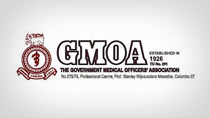 GMOA - Government Medical Officer's Association - Sri Lanka