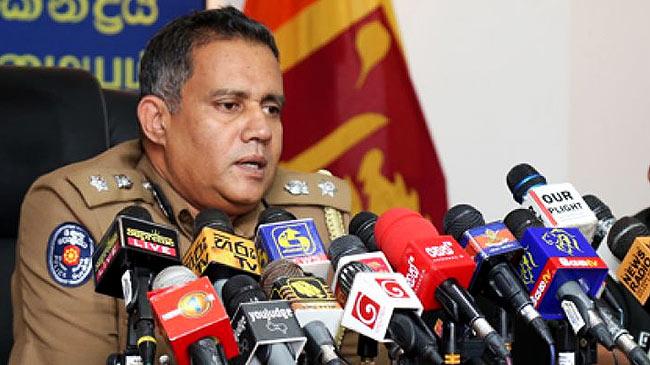 Jaliya Senaratne - Sri Lanka Police