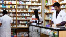 Pharmacy in Sri Lanka