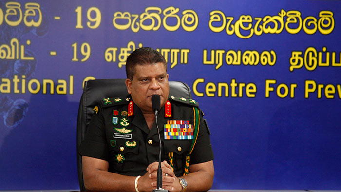 Shavendra Silva - Sri Lanka Army Commander