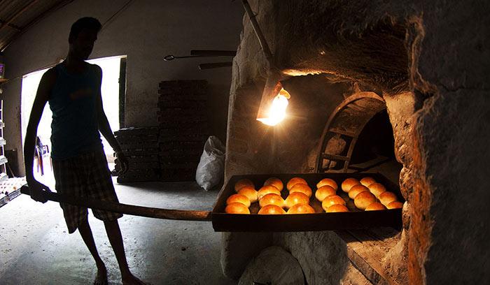 Bakery in Sri Lanka