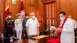 Sri Lanka Prime Minister Mahinda Rajapaksa and Sri Lanka President Gotabaya Rajapaksa