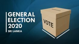 General Election 2020 Sri Lanka