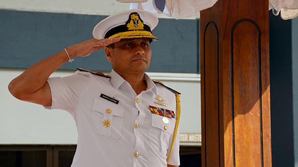 Nishantha Ulugetenne - Sri Lanka Navy Commander