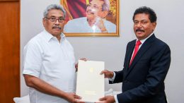 Gamini Senarath re-appointed as Prime Minister's secretary