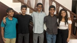 Sri Lanka debate team in World School Debating Championship 2020