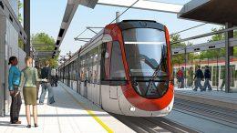 Light rail transit system