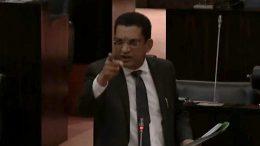 Mohamed Ali Sabry in Sri Lanka Parliament