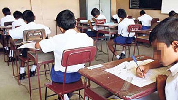 Grade 5 scholarship exam in Sri Lanka