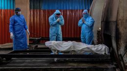 Coronavirus COVID-19 death in India