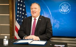 Mike Pompeo - US Secretary of State