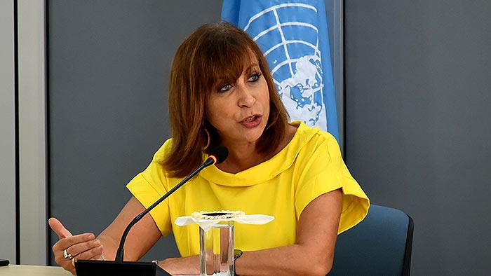 Hanaa Singer - UN Sri Lanka