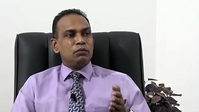 Dr. Jayaruwan Bandara