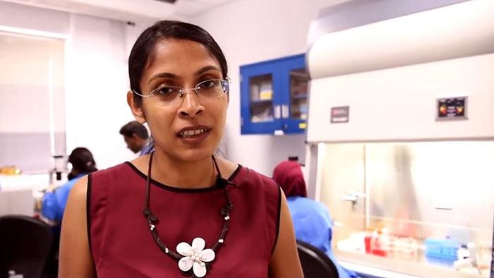 Professor Neelika Malavige
