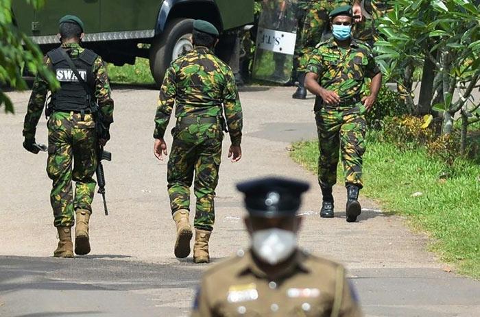 Police Special Task Force - STF Sri Lanka