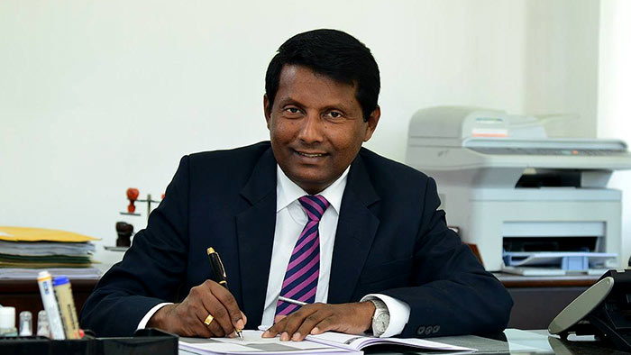 Sanath Pujitha - The Commissioner General of Examinations