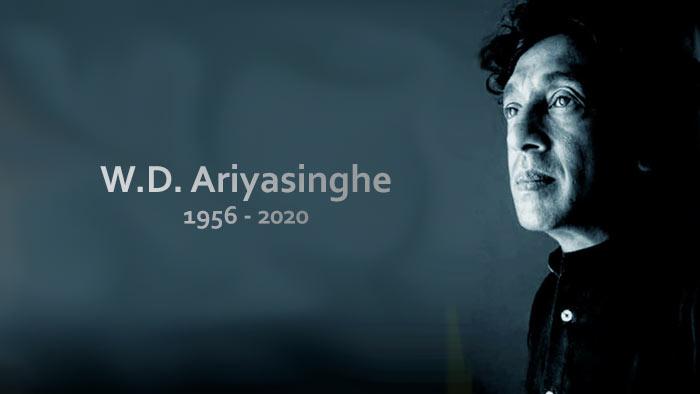 Singer W.D. Ariyasinghe