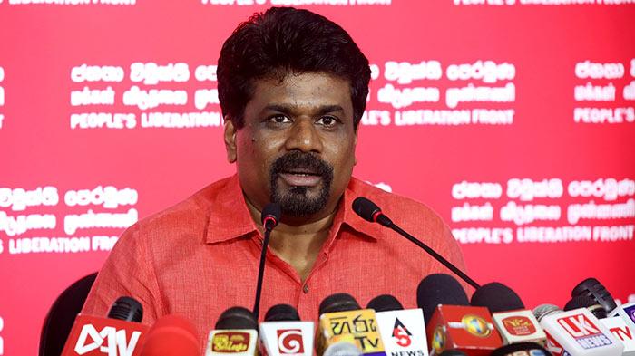 Anura Kumara Dissanayake