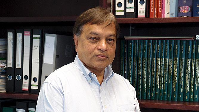 Professor Malik Peiris