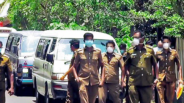 Public health inspectors - PHI in Sri Lanka