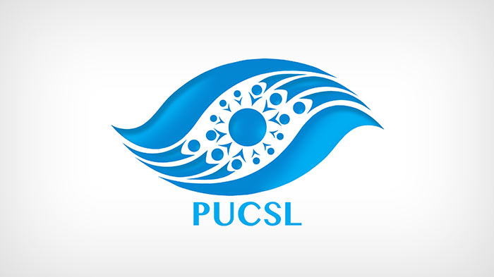 PUCSL - Public Utilities Commission of Sri Lanka logo