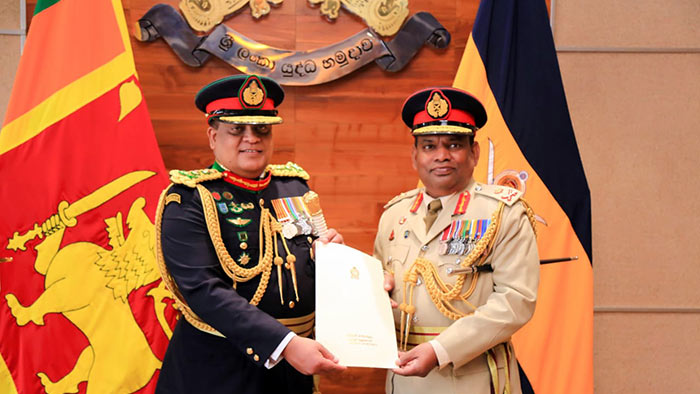 25 Army officers appointed to coordinate COVID-19 control work in Sri Lanka