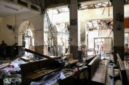 2019 Easter attack in Sri Lanka