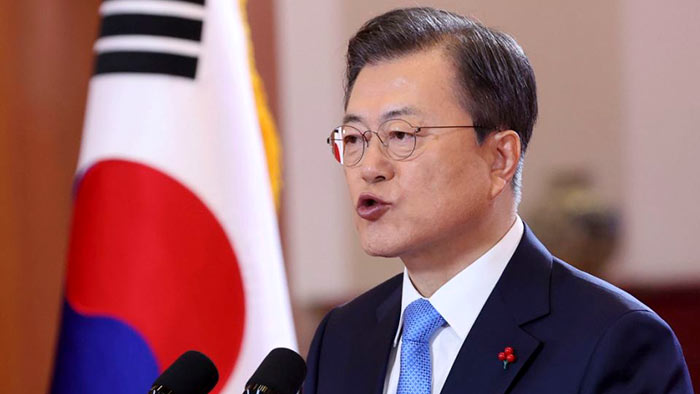 Moon Jae-in - President of South Korea