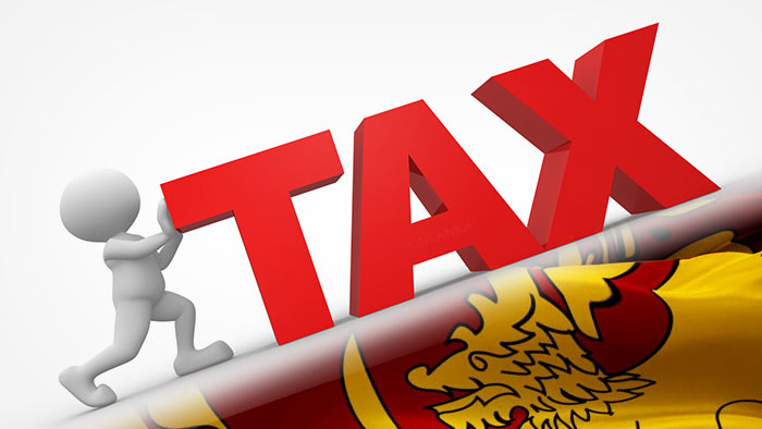 Tax in Sri Lanka