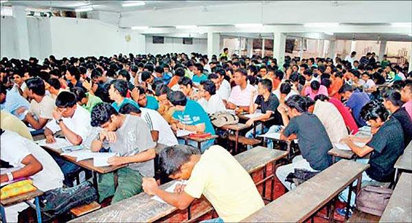 Tuition class in Sri Lanka