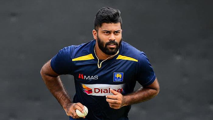 Lahiru Kumara - Sri Lankan Cricketer