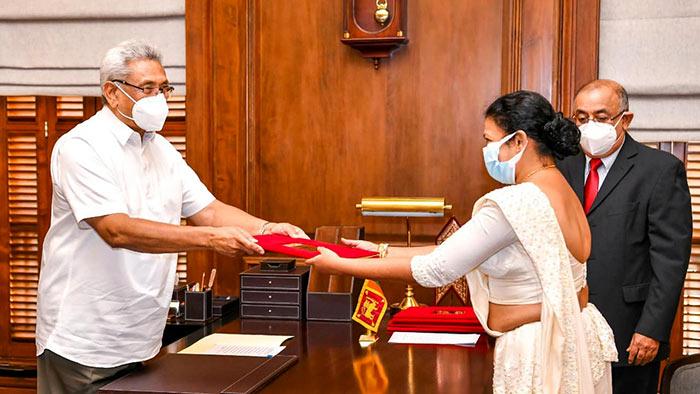 Sri Lanka President appoints 12 new high court judges