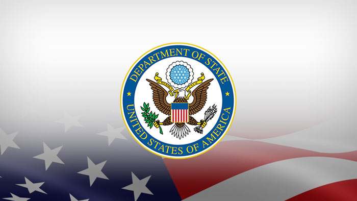 United States of America - Department of State logo