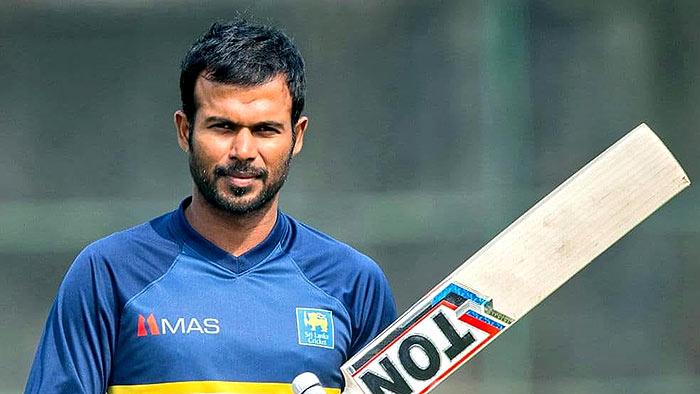 Sri Lanka Cricketer Upul Tharanga
