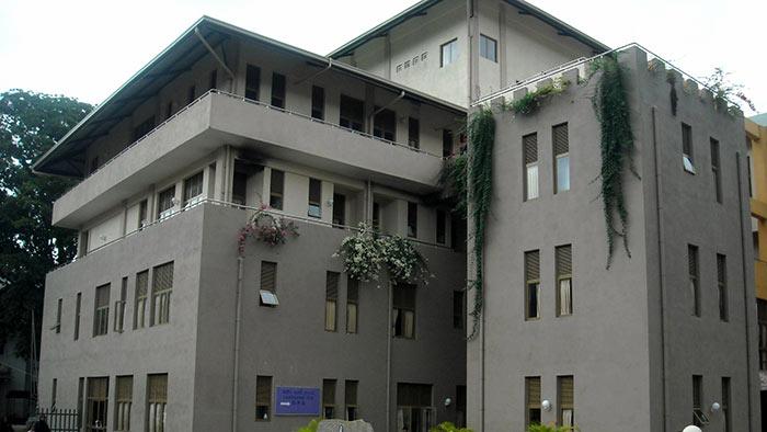 Badulla General Hospital in Sri Lanka