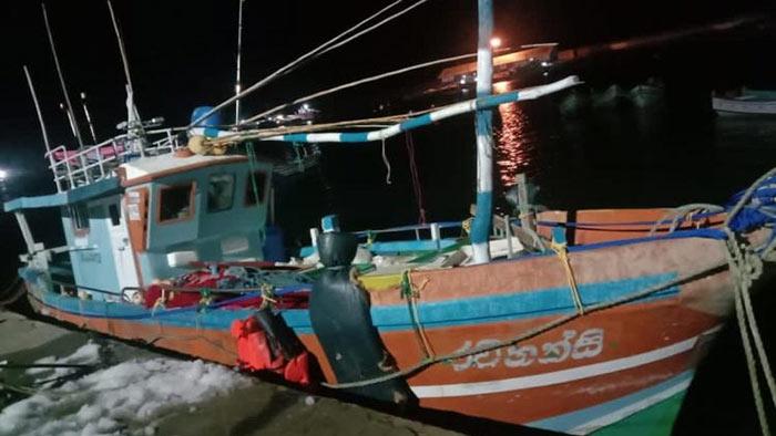 Sri Lankan vessel carrying heroin intercepted
