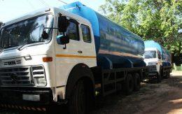 Coconut oil bowsers seized at Dankotuwa Sri Lanka