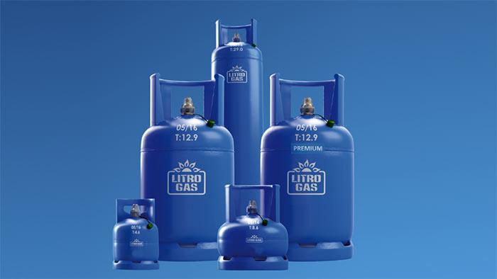 Litro gas Sri Lanka