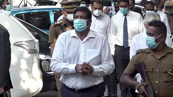 Ravi Karunanayake granted bail