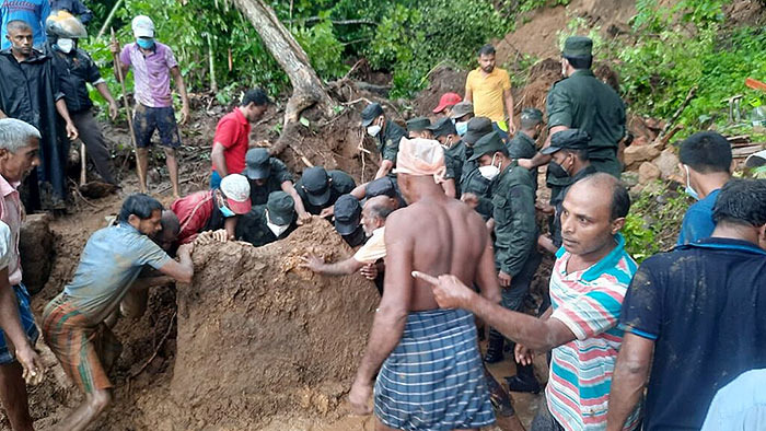 Adverse weather affects over 170,000 people in Sri Lanka