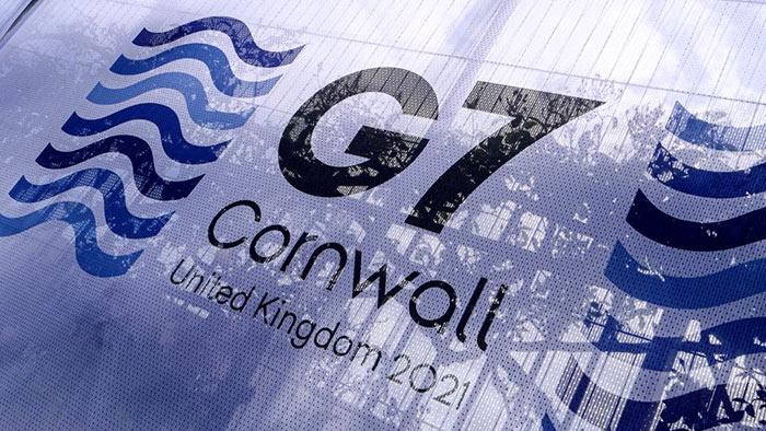 G7 Cornwall United Kingdom 2021