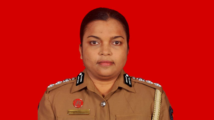 Imesha Muthumala - Deputy Director of the Criminal Investigation Department (CID) of Sri Lanka