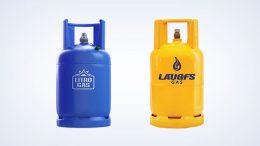 Litro gas and Laugfs gas in Sri Lanka