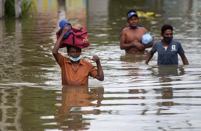 Sri Lanka bad weather
