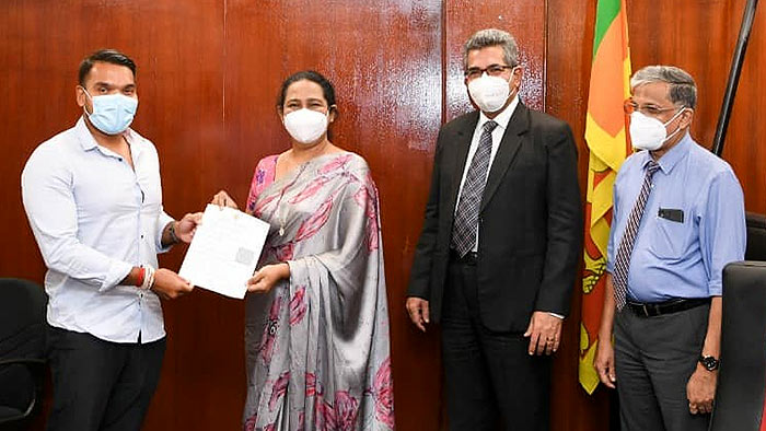 Digital vaccination card launched by Sri Lanka Government