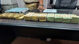 Rs. 13.9 million drug money buried in a house, seized