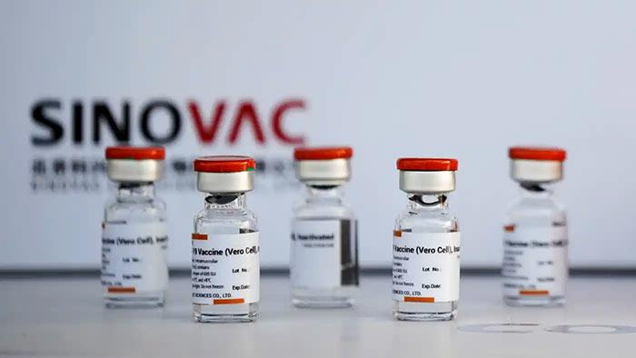 Sinovac COVID-19 vaccine
